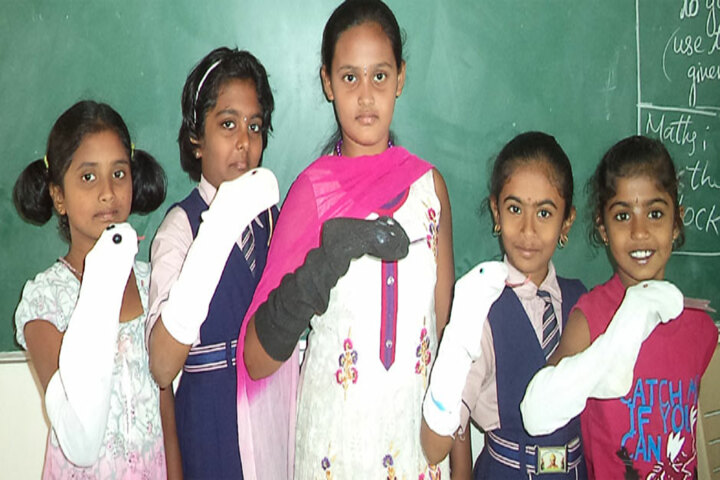 Shree Basaveshwara Primary School-Activity