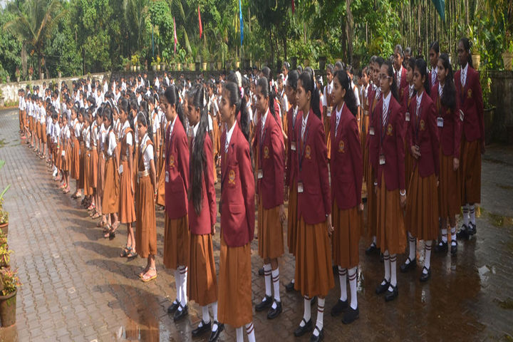 Shree Maruthi Residential School-Assembly