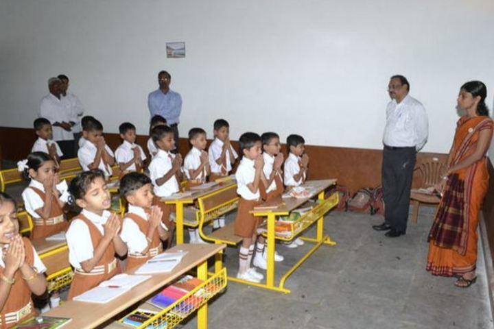Shree Maruthi Residential School-Classroom