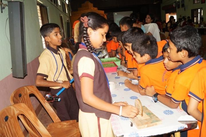 Shree Maruthi Residential School-Science Fair