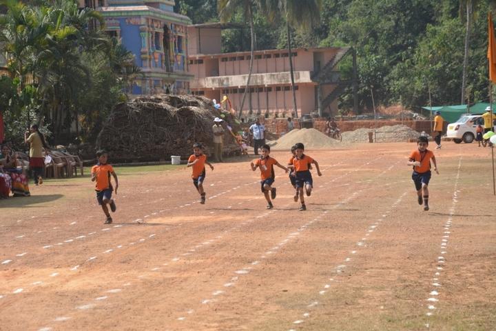 Shree Maruthi Residential School-Sports