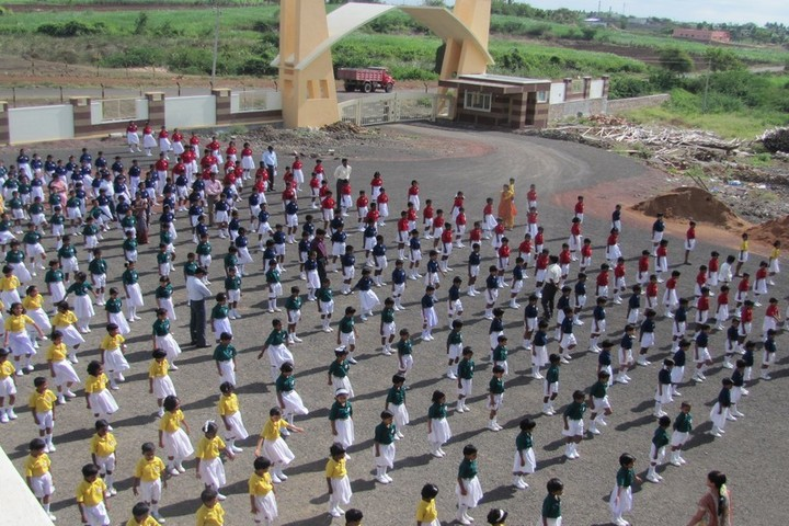 Shri B T Patil Memorial Nandi International Residential School-Annual Sports Day