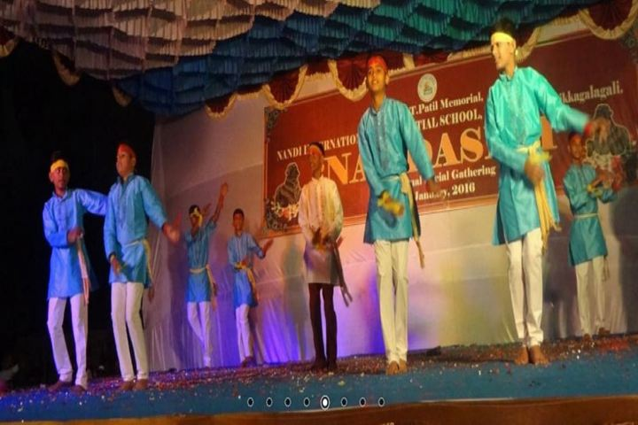 Shri B T Patil Memorial Nandi International Residential School-Dance