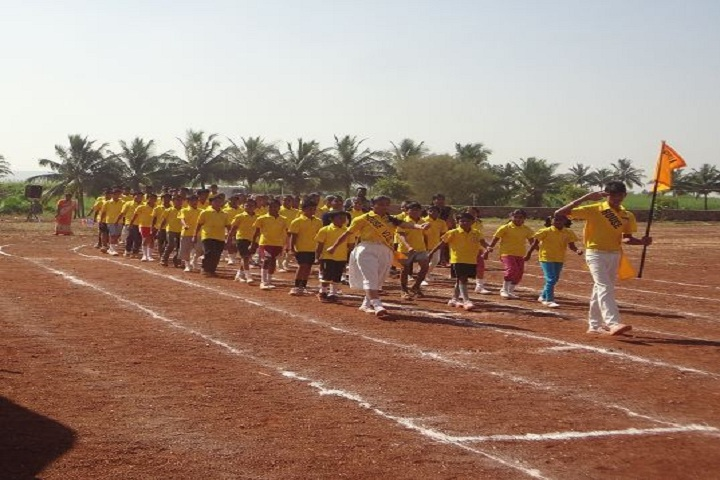 Shri B T Patil Memorial Nandi International Residential School-March Past