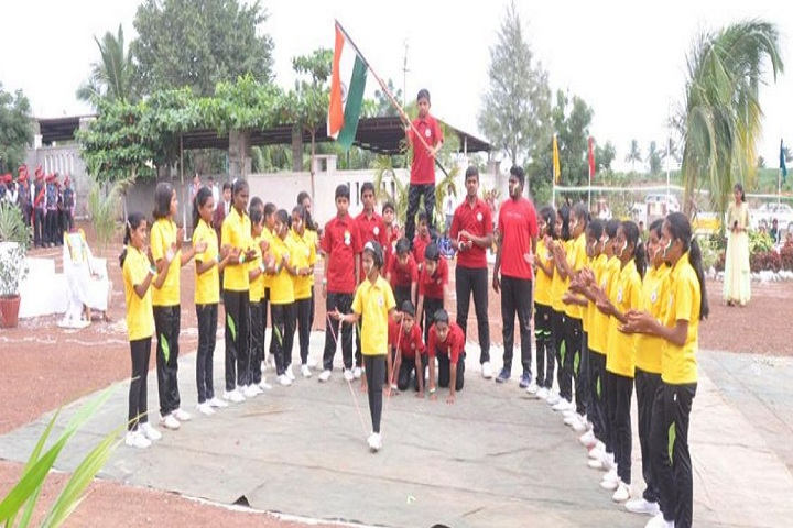 Shri B T Patil Memorial Nandi International Residential School-Patriotic Day