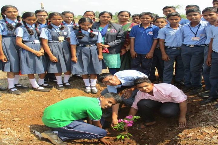 Shri Shankarling Model School-World Environment Day