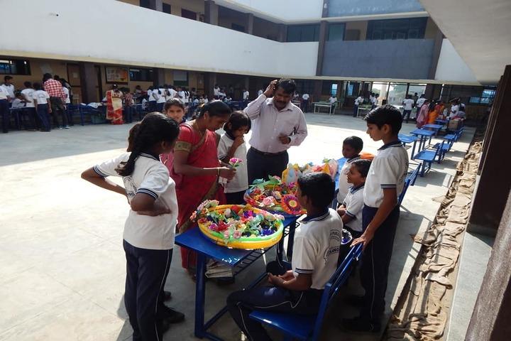 Shri Siddhaganga Residential School Kudalasangam-Activity