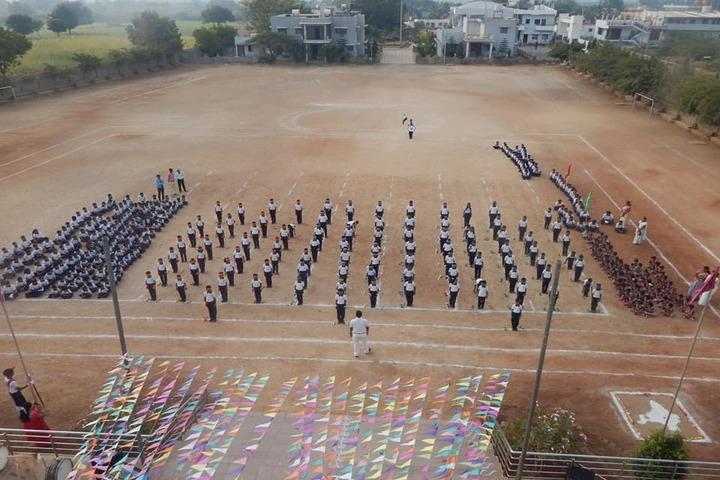 Shri Siddhaganga Residential School Kudalasangam-Assembly