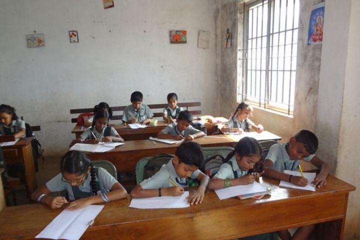 Shubhodaya Vidyalaya-Classroom