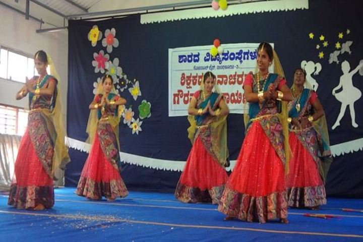 Shubhodaya Vidyalaya-Dance