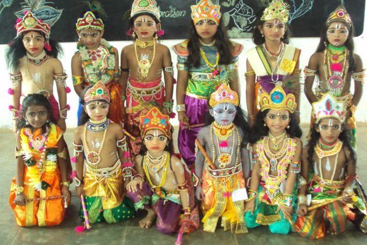 Shubhodaya Vidyalaya-Drama