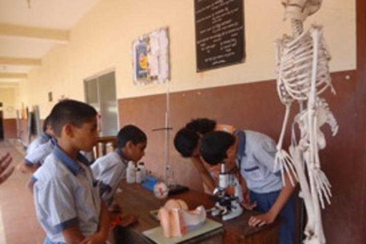 Shubhodaya Vidyalaya-Lab