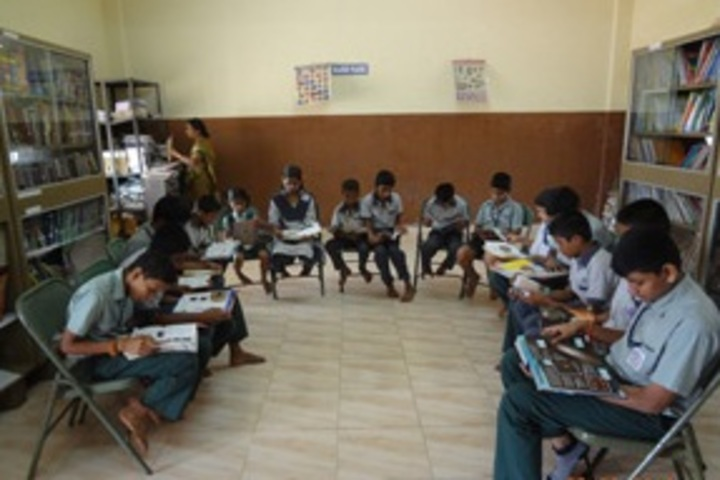 Shubhodaya Vidyalaya-Library