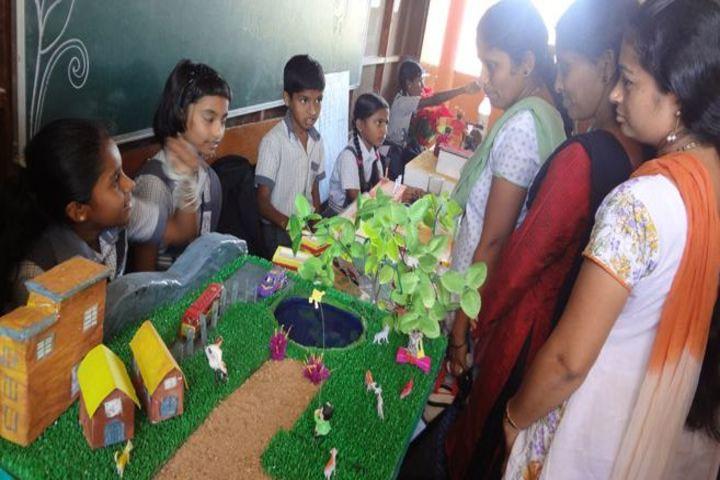 Shubhodaya Vidyalaya-Science-Exhibition