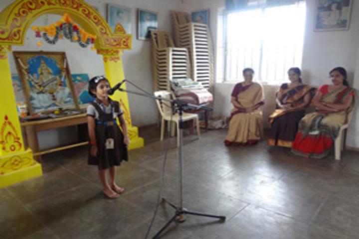 Shubhodaya Vidyalaya-Singing