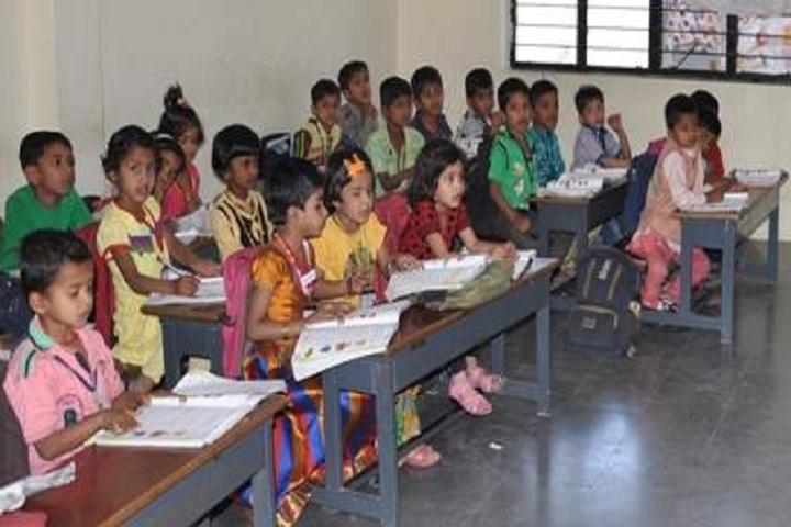 Smata Lok Shikshan Samiti Gulbarga-Classroom