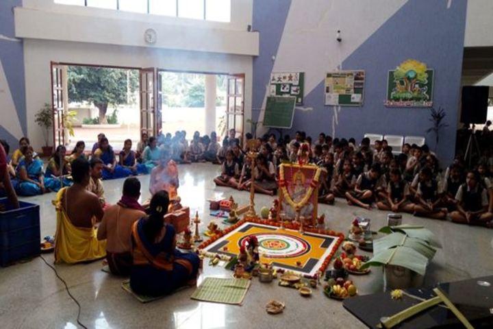 Smt Vimala Kulkarni Memorial School-Dasara Festival