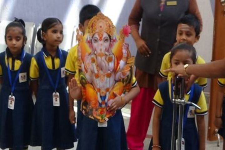 Smt Vimala Kulkarni Memorial School-Festival Celebrations