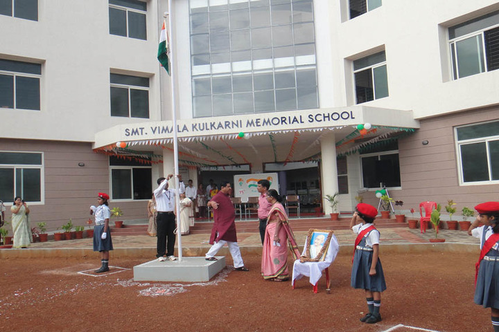 Smt Vimala Kulkarni Memorial School-Republic Day
