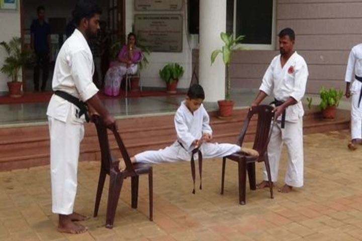 Smt Vimala Kulkarni Memorial School-Taekwondo