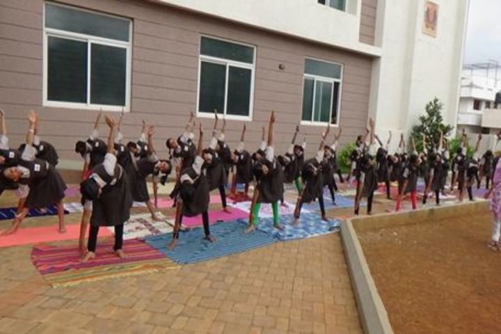 Smt Vimala Kulkarni Memorial School-Yoga