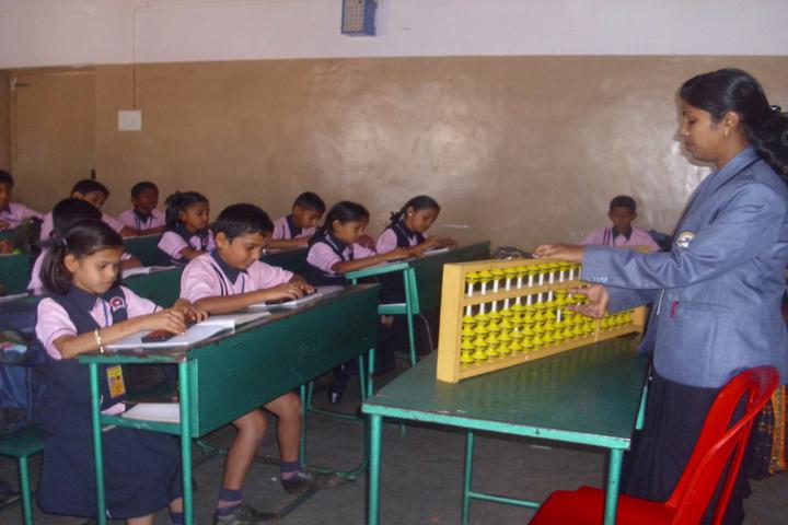 Smt Drakshayani Kalyanshettar Public School-Abacus