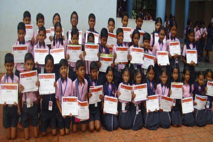 Smt Drakshayani Kalyanshettar Public School-Achievement