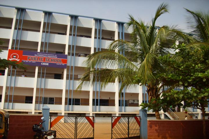 Smt Drakshayani Kalyanshettar Public School-Campus-View