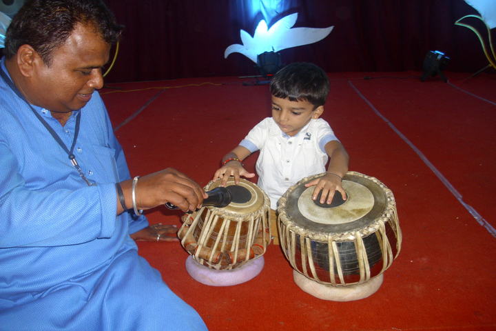 Smt Drakshayani Kalyanshettar Public School-Music