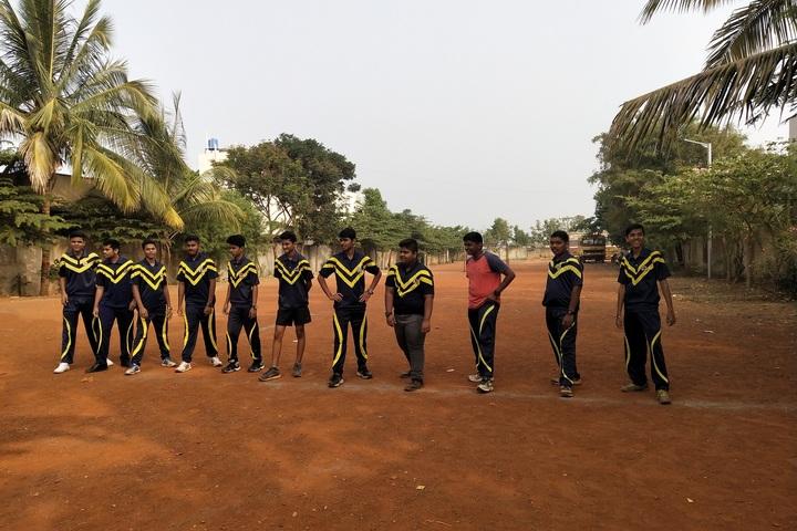 Smt Drakshayani Kalyanshettar Public School-Play-Ground