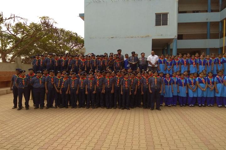 Smt Drakshayani Kalyanshettar Public School-Scouts-Guids
