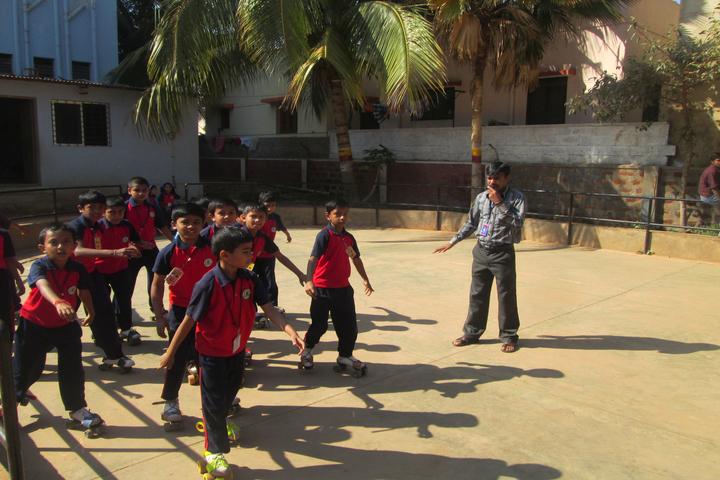Smt Drakshayani Kalyanshettar Public School-Skating