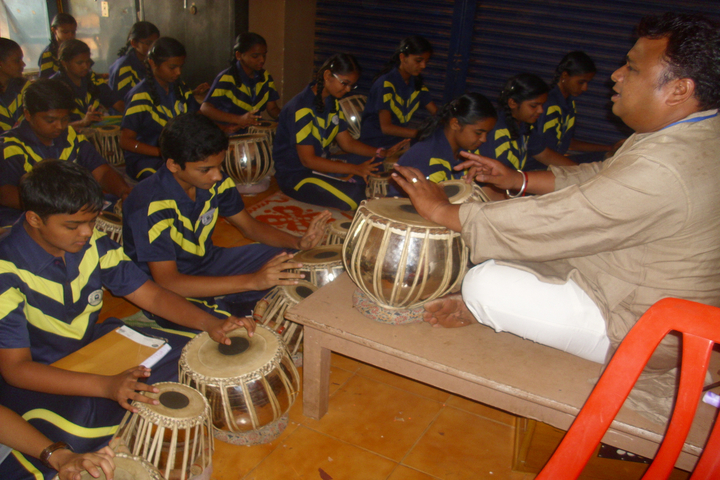 Smt Drakshayani Kalyanshettar Public School-Tabala