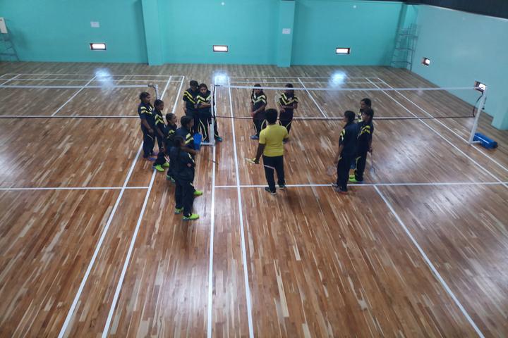 Smt Drakshayani Kalyanshettar Public School-Tennis-Court