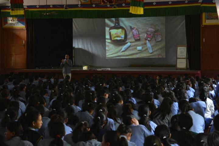 Sos Tibetan Childrens Village-Auditorium