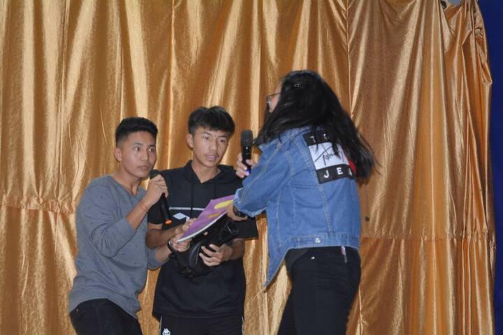 Sos Tibetan Childrens Village-Drama