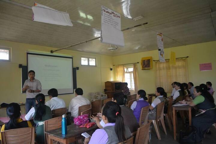 Sos Tibetan Childrens Village-Smartclass