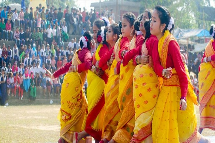 Jawahar Navodaya Vidyalaya- Dances