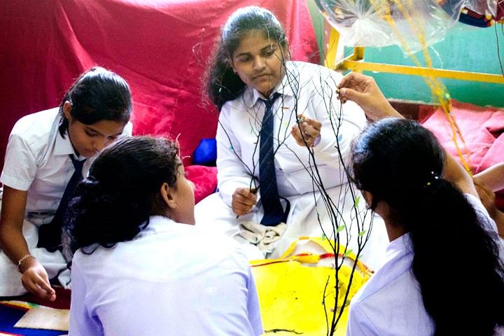 Jawahar Navodaya Vidyalaya-Arts educations