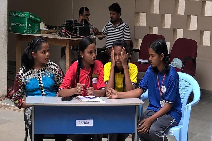 Sri B M Patil Public School-Quiz