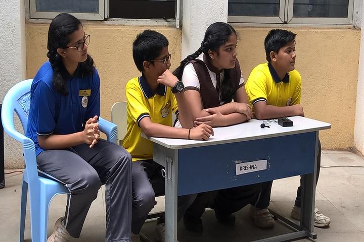 Sri B M Patil Public School-Quiz1