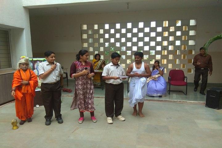 Sri B M Patil Public School-Skit