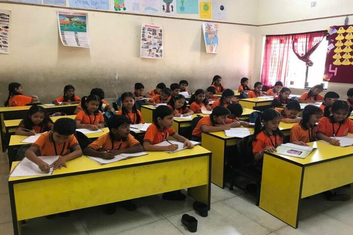 Sri Bhuvandendra Residential School-AVroom