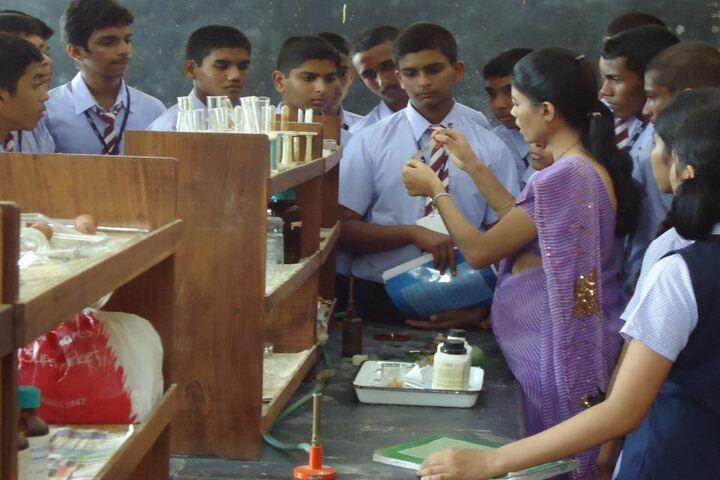Sri Bhuvandendra Residential School-Lab1