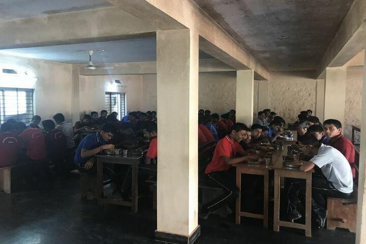 Sri Bhuvandendra Residential School-Mess