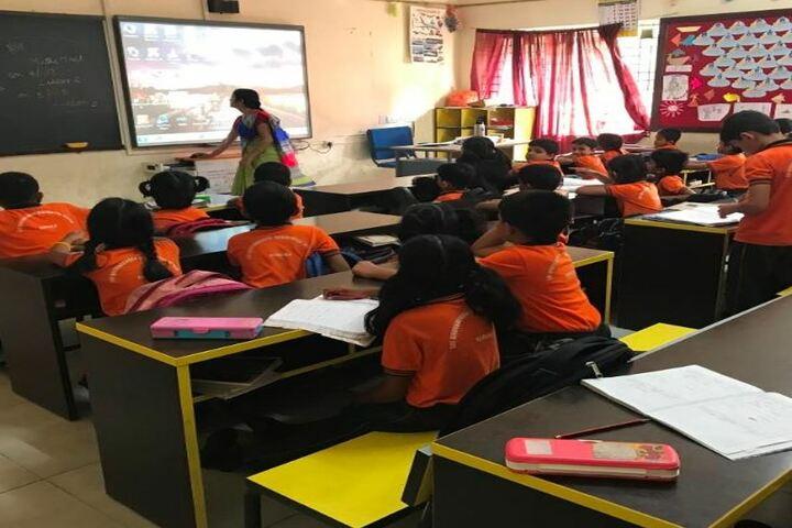Sri Bhuvandendra Residential School-Smartclass