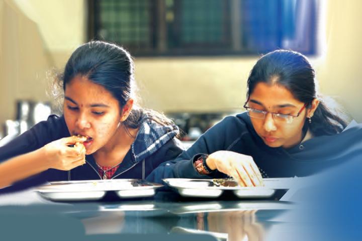 Sri Chaitanya Techno School-Dining Hall