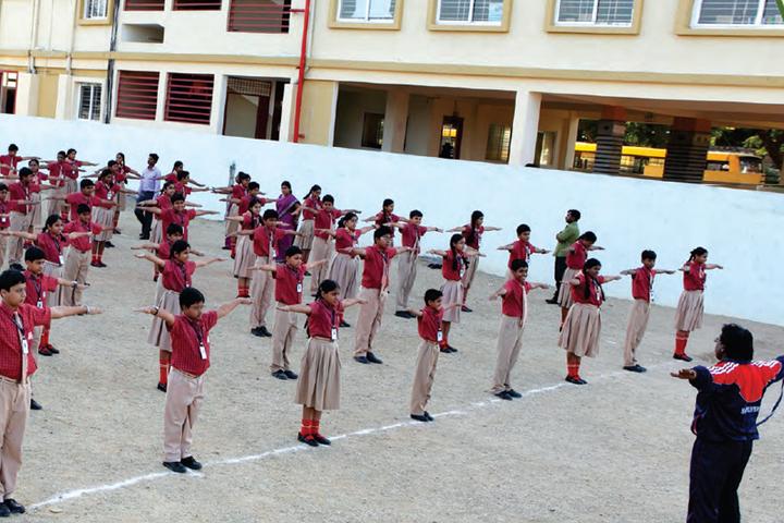 Sri Chaitanya Techno School-Physical Training