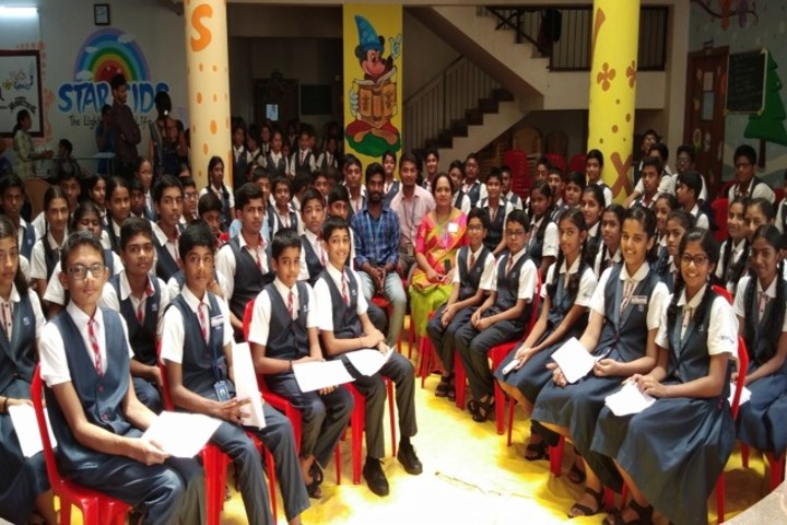 Sri Chaitanya Techno School-Debate