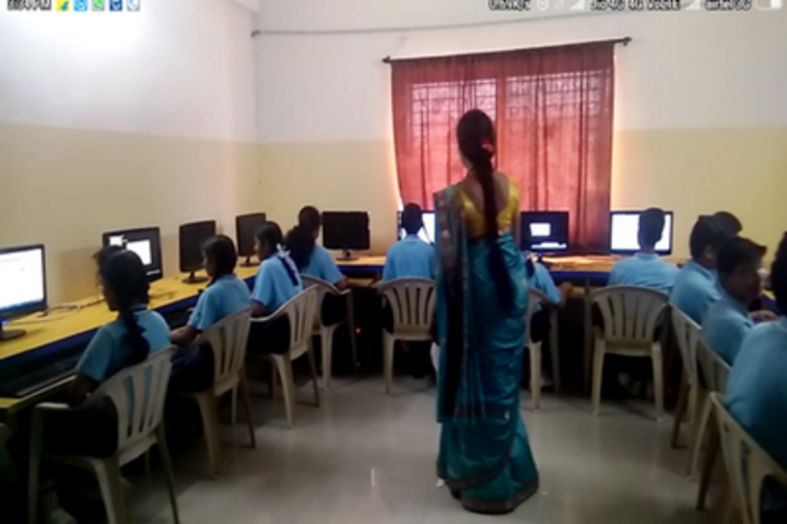 Sri Chaitanya Techno School-Computer-Lab